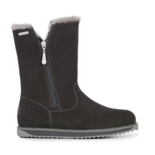 EMU Australia Womens Gravelly Liner Skin Boots Size 37 EMU Boots