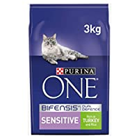 Dual defence Visible health for today and tomorrow For a healthy digestion Helps food tolerance Purina research