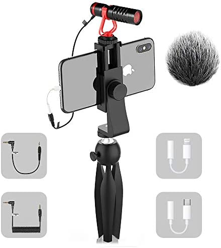 Top 10 Best external microphone for iphone Reviews