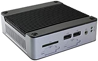 Mini Box PC EB-3360-L2221C2 Supports VGA Output, RS-422 Output, up to Two RS-232 outputs, and Auto Power On. It Features 1...
