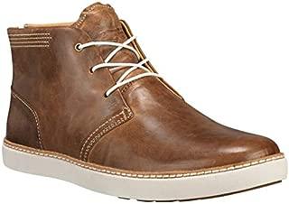 Men's Bardstown Cupsole Chukka Boot TB0A1QXJ636 Dark Brown Full-Grain