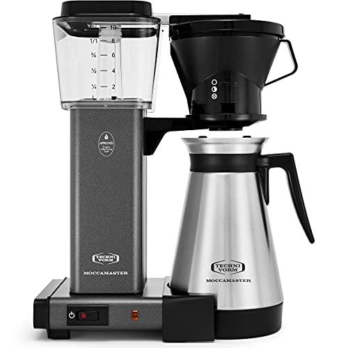 Technivorm Moccamaster KBT Coffee Brewer, 40 oz,...