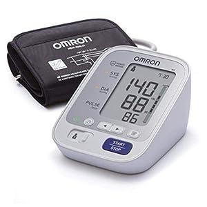 OMRON M3 – Tensiómetro de brazo digital con detección del pulso arrítmico, validado clínicamente