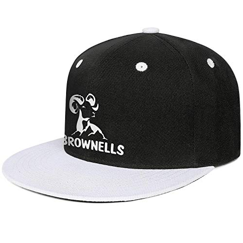 Brownells-Logo- Hat for Men Women Adjustable Classic Dad Hat Baseball Sun Hat Hunting Hat Cap(8colors)