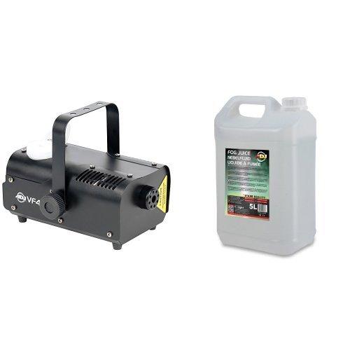 ADJ VF400 Nebelmaschine + ADJ 5L Nebelflüssigkeit Bundle