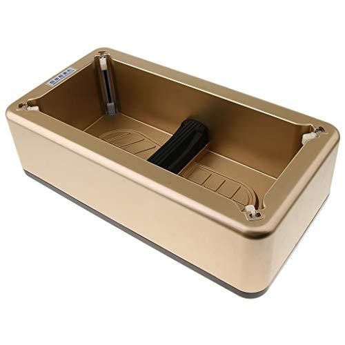 Hellery Dispensador Automático De La Cubierta del Zapato para El Estéril del Laboratorio De Ministerio del Interior - Oro, Individual