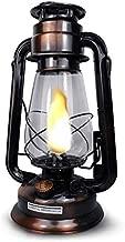 Aaedrag Hurricane Lamps | Vintage Storm Lantern Lights | Retro Oil Lamps | Kerosene Lamp | Decorative Indoor Hanging/Table Lanterns for Home, Garden, Camping, Shed (Size : 199.6cm)