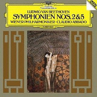 ベートーヴェン:交響曲第2番&第5番「運命」