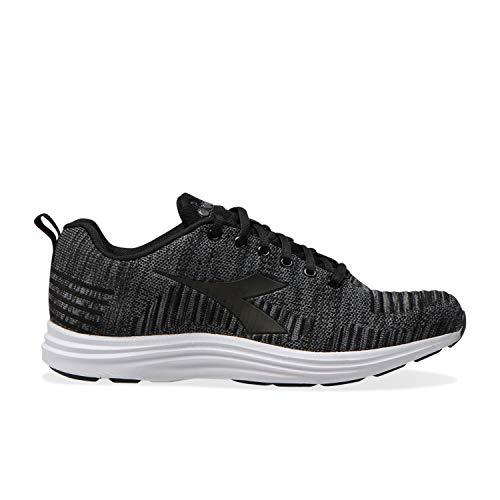 Diadora Zapatillas de running Active Running Dinámico 2 para hombre Negro Size: 39 EU