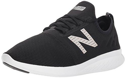 New Balance Herren FuelCore Coast v4 Sneaker, Schwarz (...