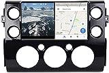Estéreo del Coche androide, Navi para Toyota FJ Cruiser 2016 ~ módulos de Salida apoyar a los líderes de navegación GPS del Coche 2007 Coche DVR Sistema Completo Dab + función de reproduc.