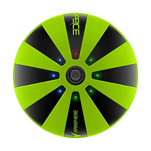 Hyperice Hypersphere Vibrationsmassageball für Weichgewebe - 3 Geschwindigkeiten