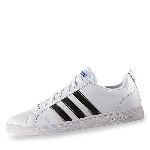 Adidas Vs Advantage, Zapatillas Hombre, Blanco (White F99256), 47 1/3 EU