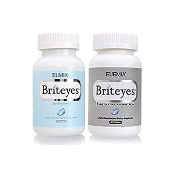 Briteyes - for Healthy Eyes & Dry Eye Set