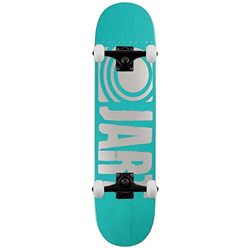 Jart Skateboards, klassisches komplettes Skateboard, 19,7 cm