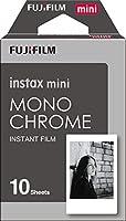 Fujifilm Instax Miniインスタントフィルムモノクロ3パックバンドルセット、モノクローム (10 x 3 = 30) # 337556 Mini 90 8 70 7s 50s 25 300カメラSP-1プリンター用