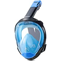 Beek Full Face Mask with Camera Mount Anti Fog & Anti Leak Design