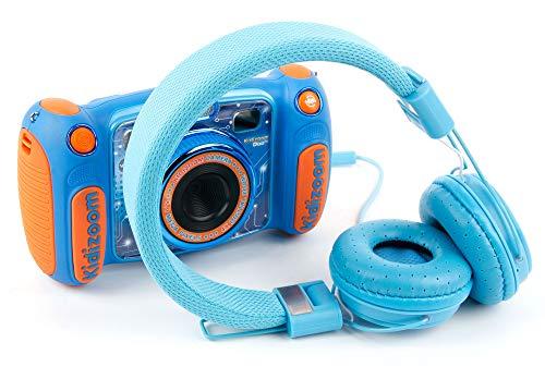 DURAGADGET - Auriculares infantiles para cámara de fotos VTech - 507155 - Kidizoom Duo 5.0