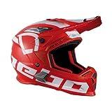 HC0620 - Casco Enduro Offroad Motocross MX Factor Color Rojo Talla XXL