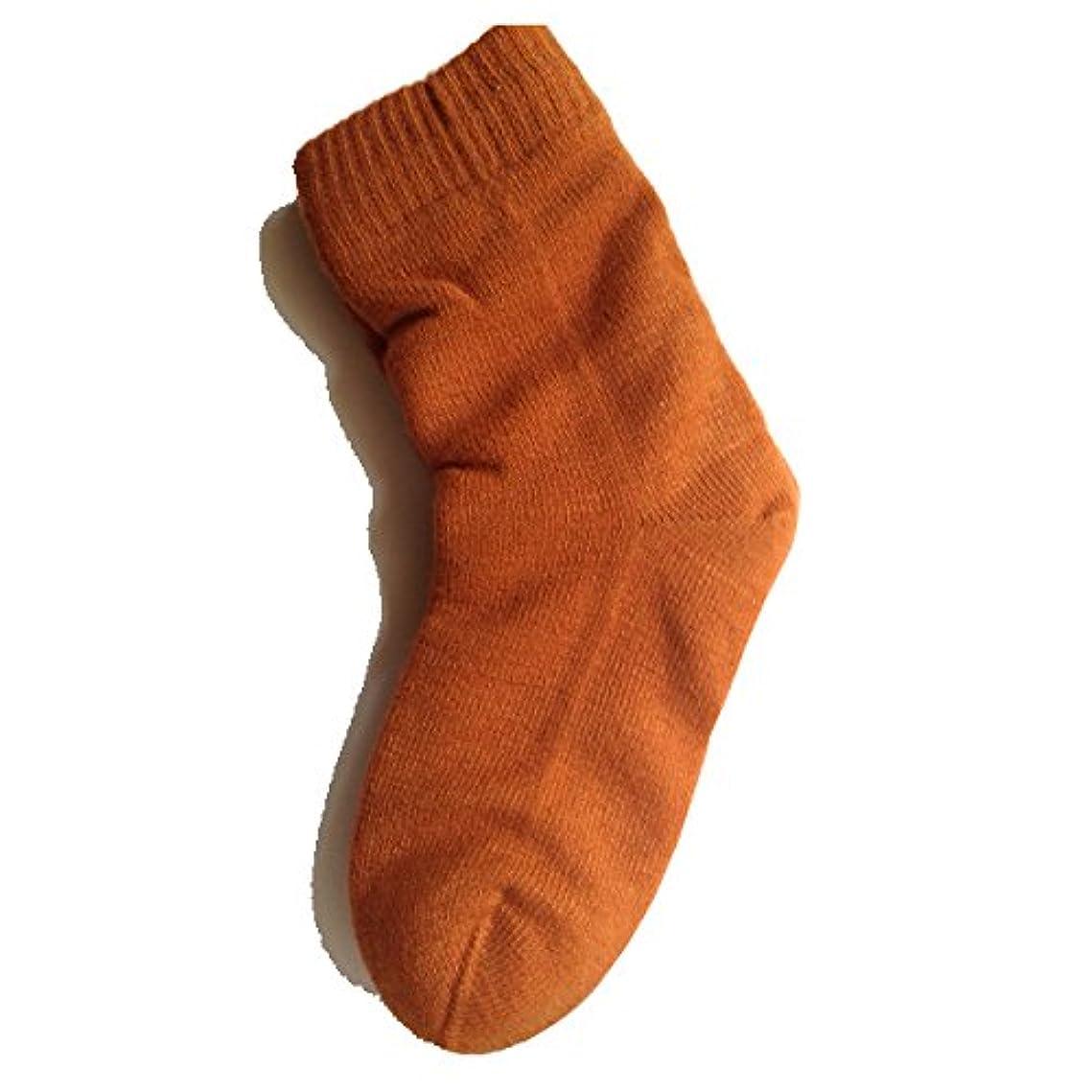 意気消沈した事業しない女性用 カサカサかかと解消靴下 ラブヒール パーシアンレッド 【遠赤外線パワー&温熱?保湿効果】