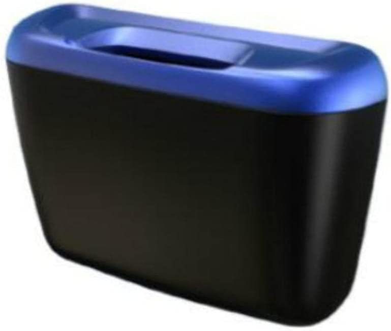 BAWAQAF Car Rubbish Limited price sale Dustbin Trash Max 77% OFF Dust Can Case Box Garbage