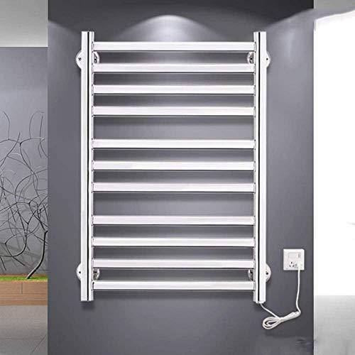 XYSQWZ Calentador De Toallas Calentador De Toallas Calentador De Toallas Soporte De Pared Pulido para Baño Secador De Toallas De Ahorro De Energía Accesorios De Baño para El Hogar