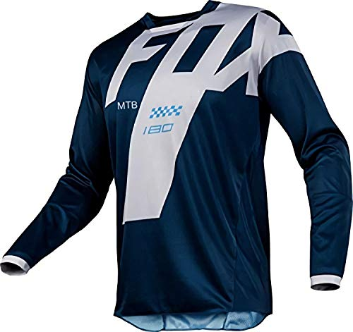 SuppliesZHY Playera De Punto MTB Maillot Ciclismo Hombre MTB Motocross Jersey Downhill...