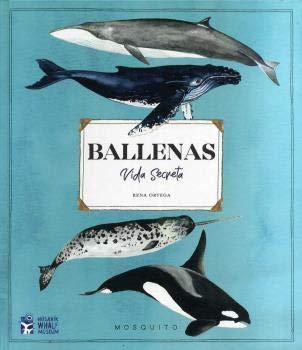 Ballenas. Vida secreta