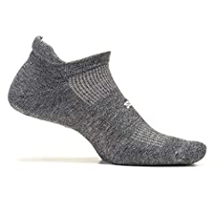 ENGINEERED FOR PERFORMANCE: Feetures engineers products around the body in motion. By combining our experience with our awareness of motion dynamics, we design solutions that unleash the highest level of performance. EXTREME COMFORT: Our cushion sock...