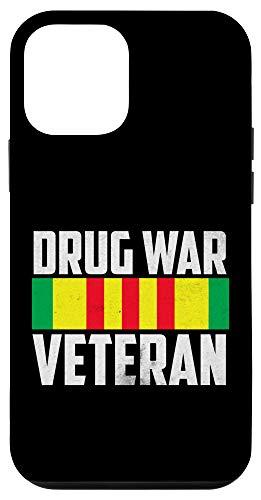 iPhone 12 mini Veteran Shirt Drug War Tees Men Women Teens USA Freedom Gift Case