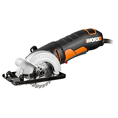 WORX WX423 85 mm 400W Compact Circular Saw Worxsaw