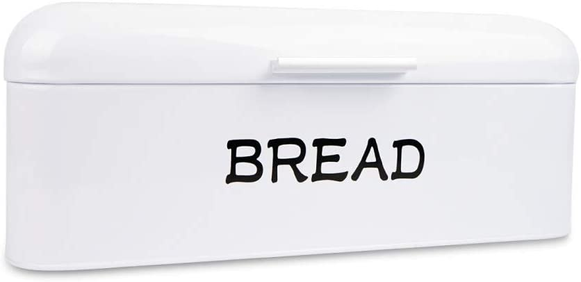 HOSEN Bread Box For Kitchen Direct Bombing free shipping sale of manufacturer Storage Food Counter Large