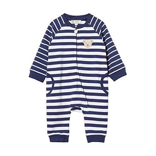 Steiff Baby - Jungen Spieler , Blau (PATRIOT BLUE 6033) , 68 (Herstellergröße:68)