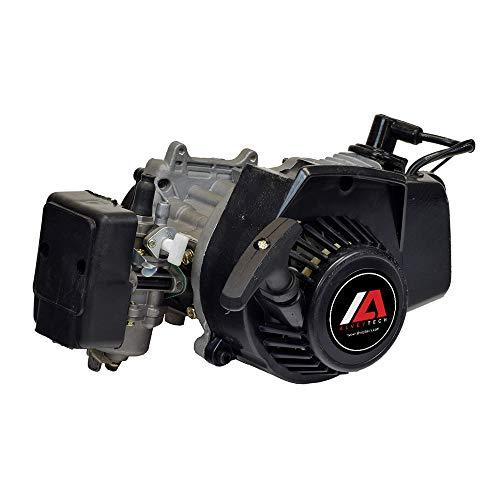 Monster Motion 47cc Engine for Dirt Bikes, ATVs, and Pocket Bikes