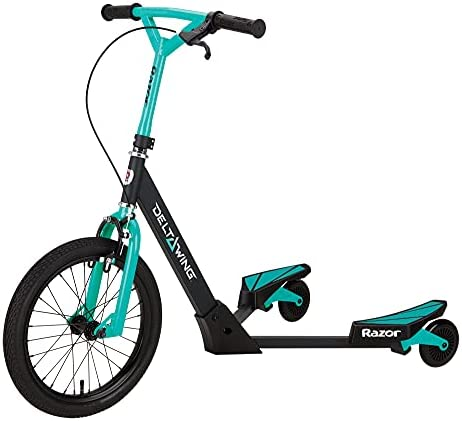 Scooter with pedal