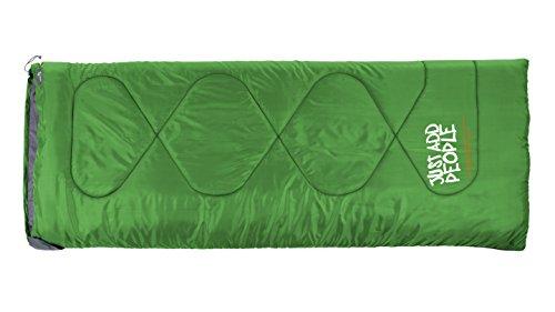 Easy Camp, Sacco a Pelo per Adulti Chakra, Verde (Grün), Taglia Unica