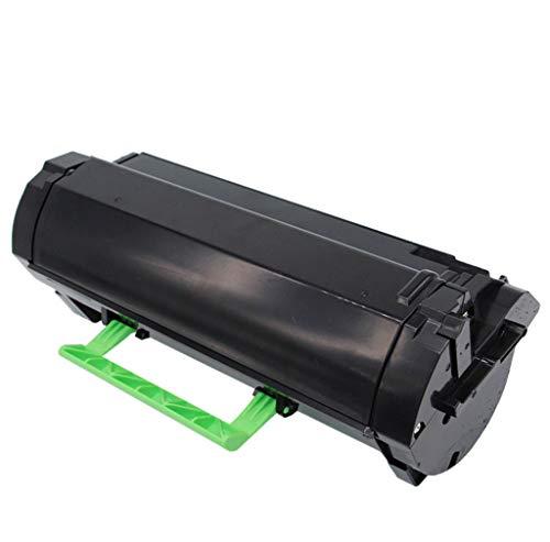 Compatible con el Cartucho de tóner Lexmark MS310 para Lexmark MS312 410 510 610De Cartucho Lexmar 50F3H00 Impresora láser Toner, Negro