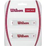 Wilson Bleiband Schlägerkopf Tungsten Tuning Tape, weiß, WRZ540200