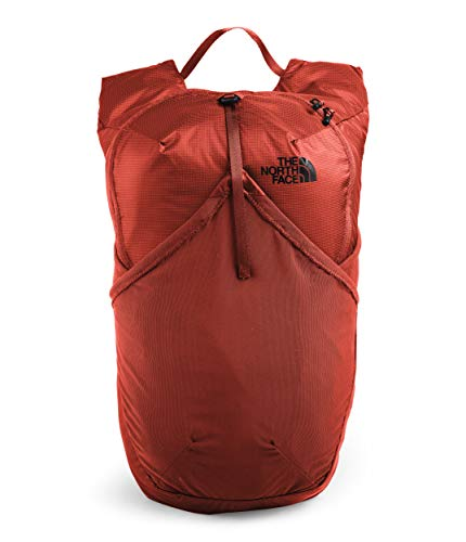 The North Face Flyweight Pack, Flare/TNF Black, OS