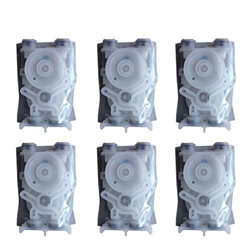 6pcs Inkjet Head Damper Ink Damper for Roland FH-740 /RA-640 /RE-640 / VS-300 /VS-420 VS-640 /RF-640 /XF-640 BN-20-1000012719