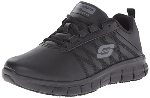 Skechers for Work Women's Sure Track Erath Athletic...
