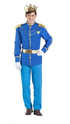 Banyant Toys, S.L. Disfraz DE Principe Azul