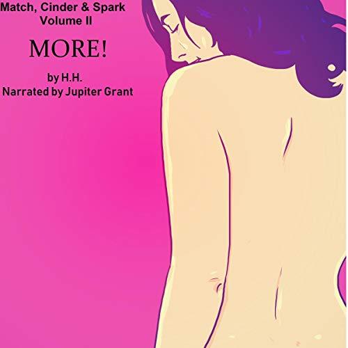 Match, Cinder & Spark cover art