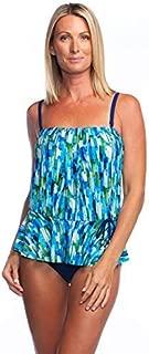 Women's Ruffle Bottom One Piece Swimsuit