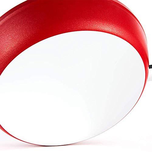 41vZQasKIHL - Bratpfanne Multifunktionale Bratpfanne Importierte Antihaftpfanne ohne Deckel Rot Breites Anwendungsspektrum (Farbe: Rot Größe: 28 cm)