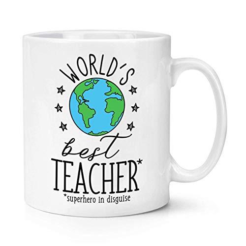 Der beste Lehrer-Becher-Pokal der Welt - lustige Geschenkgeschenk-Schülerschule