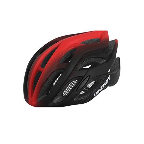 MEISI Leichter Fahrradhelm Belüftung Sicherheit Unisex Cross-Country-Fahrrad-Mountainbike-Helm Fahrausrüstung