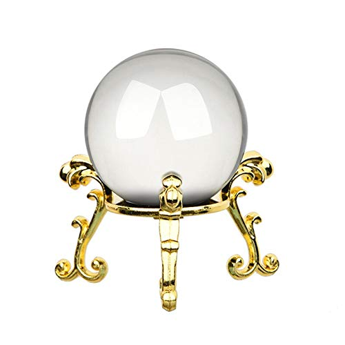 Bola de Cristal Bola de cristal de 40 mm con placa de...