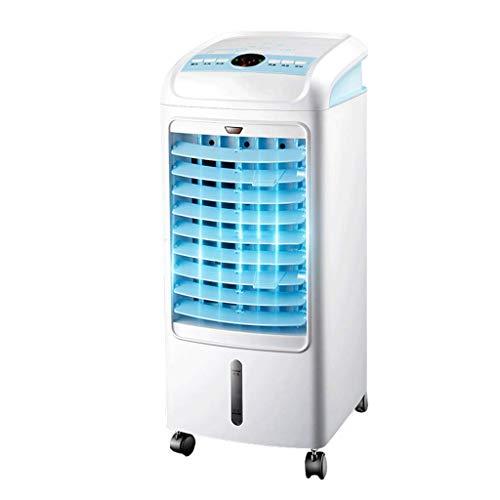 XPfj Refrigerador de Aire Aire Acondicionado Ventilador refrigeracion Ventilador humidificación Simple refrigeración Ventilador hogar Enfriadores evaporativos (Color : B)