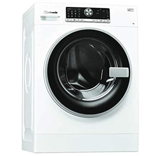 Waschmaschine Bauknecht WM Trend 724 ZEN PremiumCare ZenTechnology A+++ 7 kg 48dB weiß Kurzprogramm Nachlegefunktion FreshFinish kindersicher